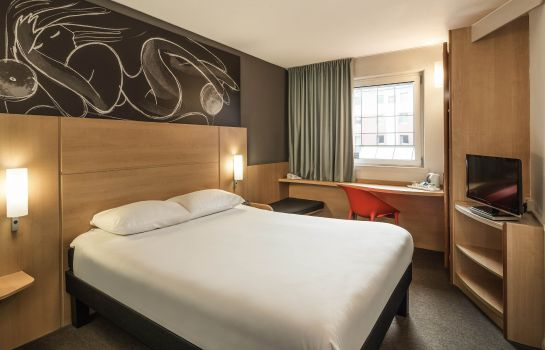 Standardzimmer ibis Glasgow City Centre - Sauchiehall Street