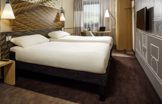 Room ibis Glasgow City Centre - Sauchiehall Street