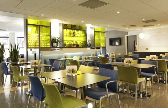 Restaurant ibis Manchester Centre Princess Street (new ibis rooms)