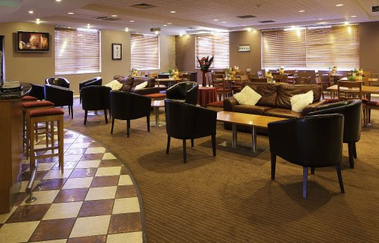 Hotel bar ibis Chesterfield Centre - Market Town