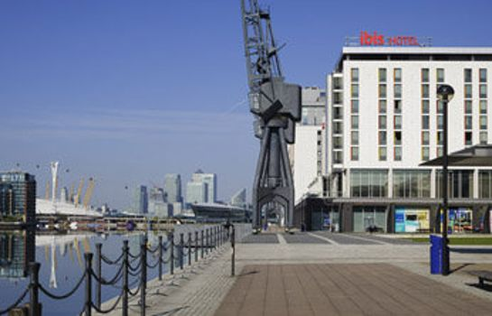 Info ibis London Excel Docklands