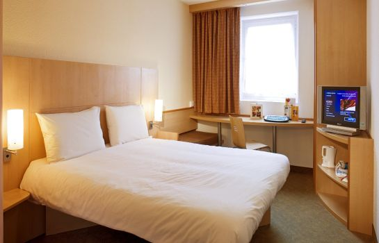 Chambre double (standard) ibis London Excel Docklands