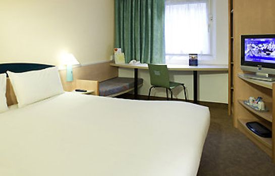 Chambre ibis London Excel Docklands