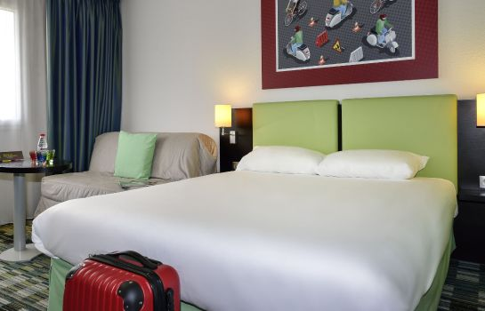 Zimmer ibis Styles Angoulême Nord