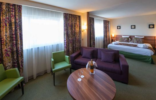 Suite Junior Golden Tulip Mulhouse Basel