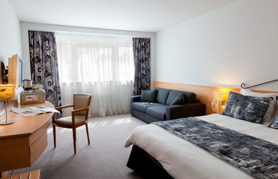 Chambre double (confort) Golden Tulip Mulhouse Basel