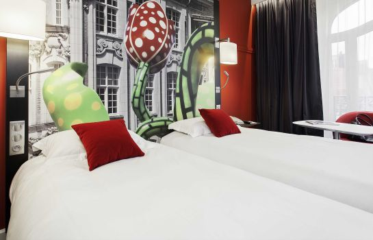 Suite Junior Hôtel Mercure Lille Centre Grand Place