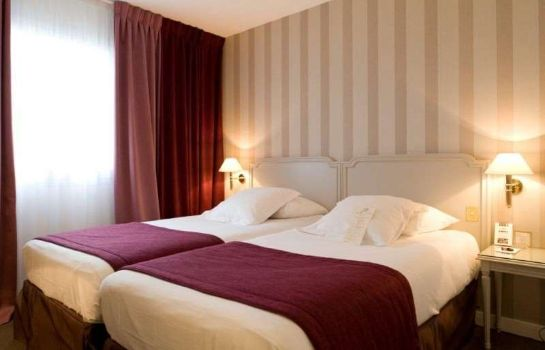 Chambre Paris Neuilly