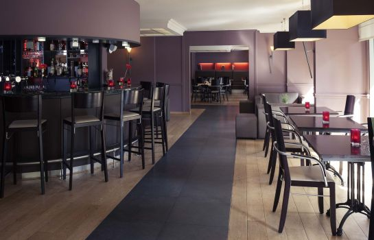 Hotelhal Hotel Mercure Brussels Airport