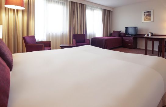 Camera Hotel Mercure Brussels Airport