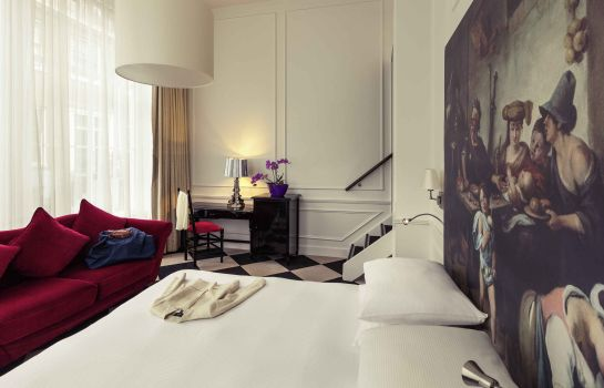 Suite junior Mercure Hotel Amsterdam Centre Canal District