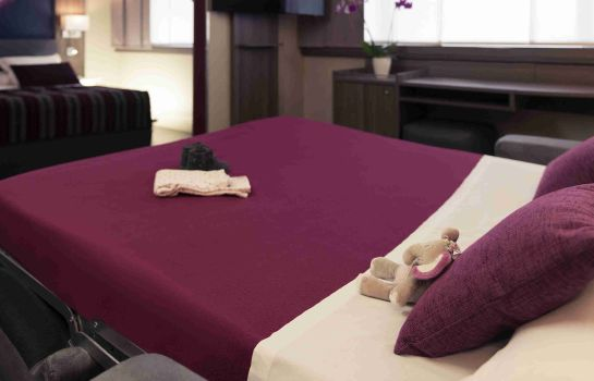 Zimmer Hotel Mercure Beaune Centre