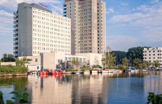 Exterior view Mercure Hotel Amsterdam City