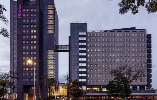 Exterior view Mercure Amsterdam City Hotel
