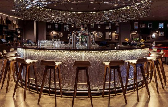 Hotel bar Mercure Hotel Amsterdam City