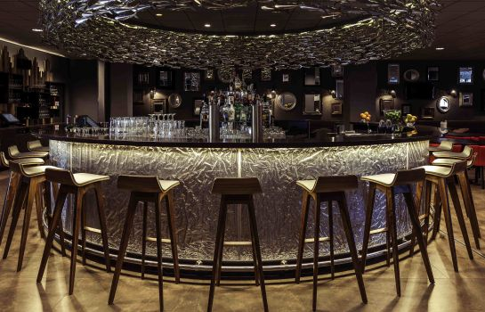 Hotel bar Mercure Amsterdam City Hotel