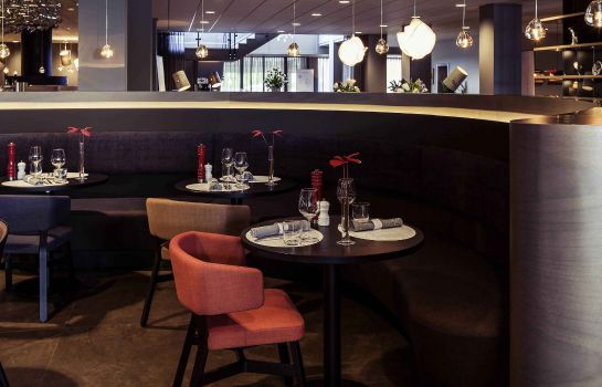 Restaurant Mercure Amsterdam City Hotel