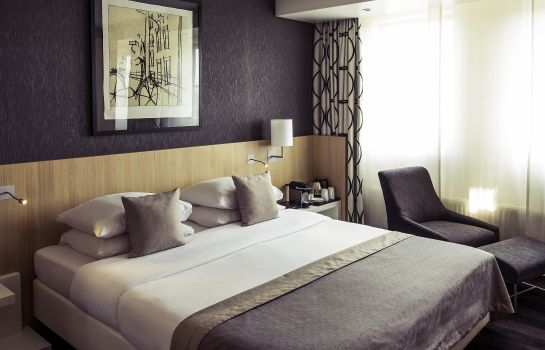 Suite Mercure Hotel Amsterdam City
