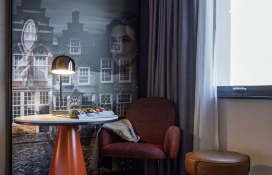 Information Mercure Amsterdam City Hotel