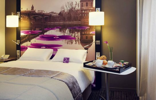 Suite Junior Hôtel Mercure Toulouse Centre Wilson Capitole