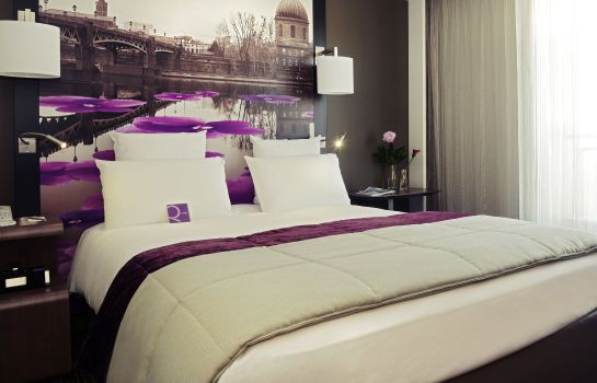 Zimmer Mercure Toulouse Centre Wilson Capitole Hotel