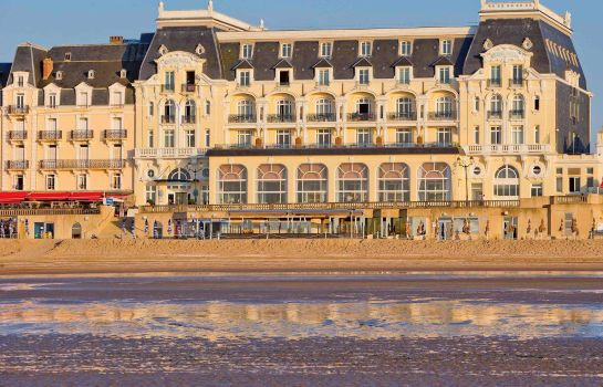 Vue extérieure Le Grand Hôtel Cabourg - MGallery by Sofitel
