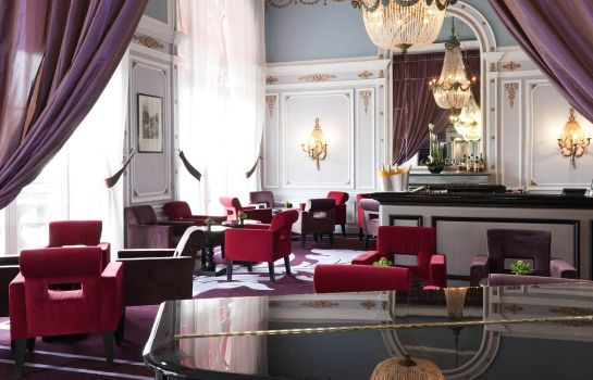 Bar hotelowy Le Grand Hôtel Cabourg - MGallery