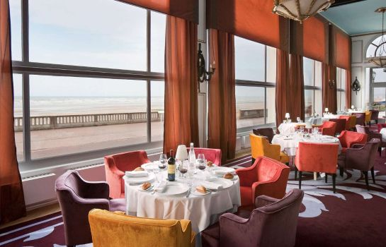 Restauracja Le Grand Hôtel Cabourg - MGallery