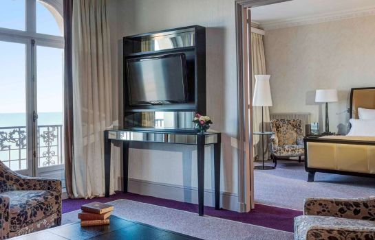 Suite Le Grand Hôtel Cabourg - MGallery