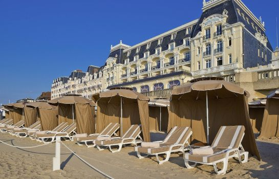info Le Grand Hôtel Cabourg - MGallery by Sofitel