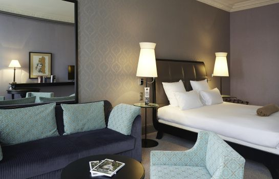 Chambre Le Grand Hôtel Cabourg - MGallery by Sofitel