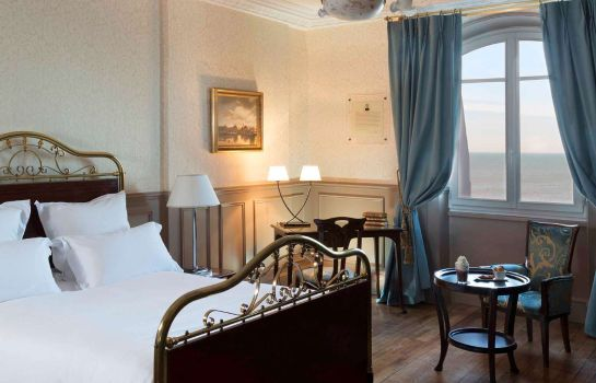 Pokój Le Grand Hôtel Cabourg - MGallery