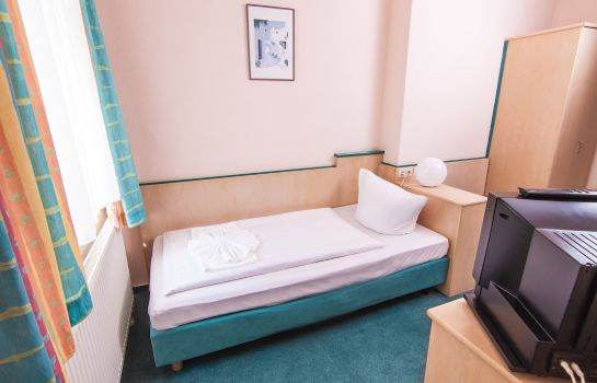 Chambre individuelle (standard) Odin Pension