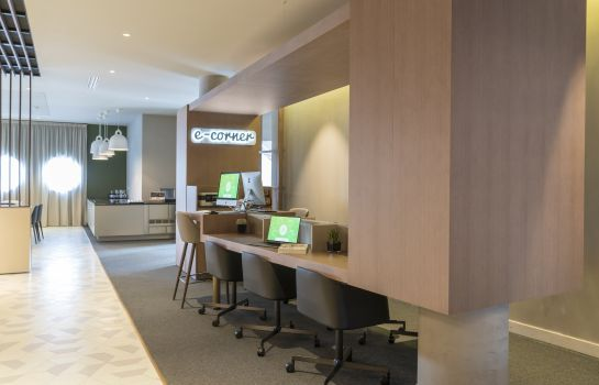 Hotelhalle Holiday Inn PARIS - MARNE LA VALLEE