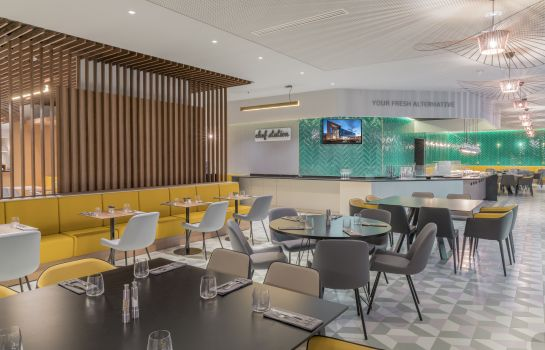 Restaurant 1 Holiday Inn PARIS - MARNE LA VALLEE