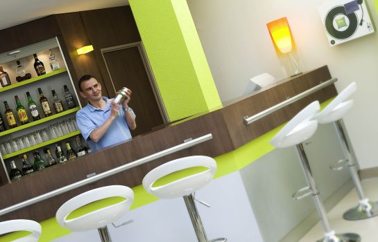 Bar hotelowy ibis Styles Bordeaux Aéroport