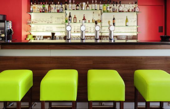 Hotel bar ibis Styles Louvain la Neuve Hotel and Events