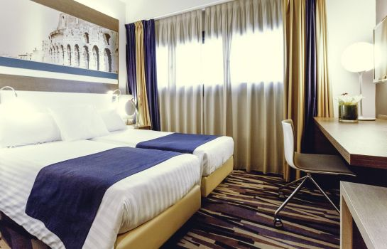 Zimmer Mercure Roma Centro Colosseo