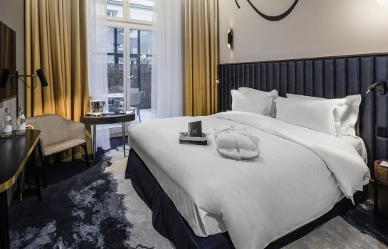 chambre standard Century Old Town Prague - MGallery by Sofitel