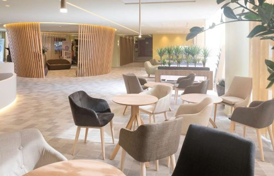 Hotel-Bar Novotel Paris Nord Expo Aulnay