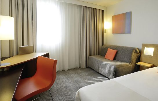 Zimmer Novotel Paris Nord Expo Aulnay