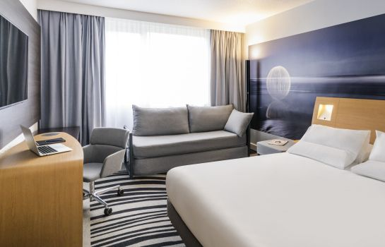 Suite Novotel Paris Saclay