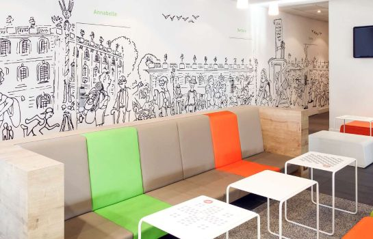 Hotel-Bar ibis Styles Nancy Sud
