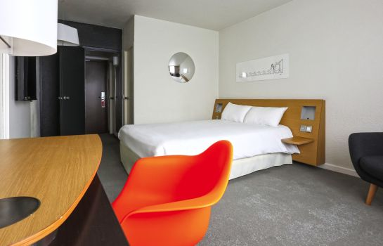 Standardzimmer ibis Styles Nancy Sud