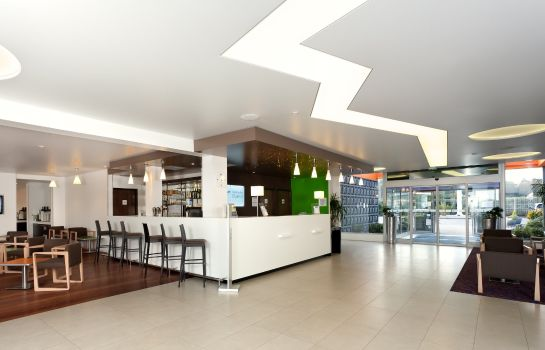 Hall de l'hôtel Holiday Inn Express STRASBOURG - SUD