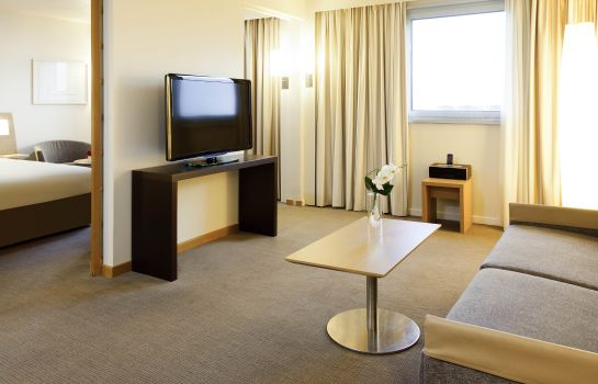 Suite junior Novotel Paris Charles de Gaulle Airport