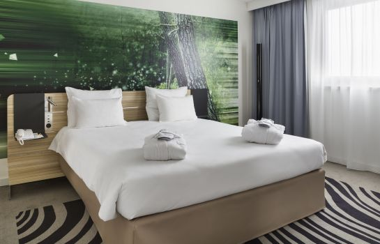 Junior suite Novotel Paris Charles-de-Gaulle Airport