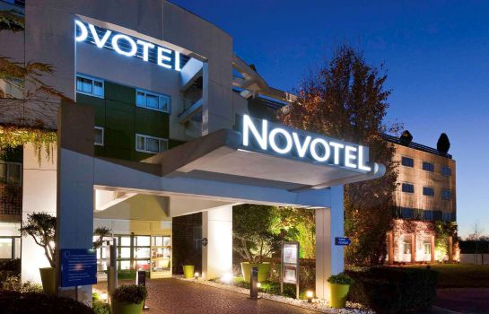 Exterior view Novotel Saint-Quentin Golf National