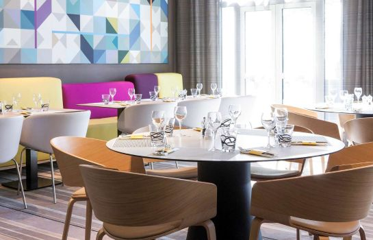Restaurant Novotel Saint-Quentin Golf National