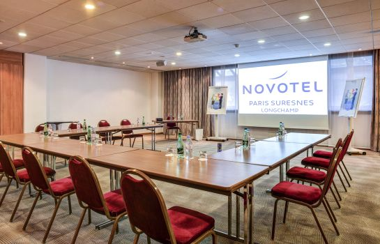 Trainingsraum Novotel Paris Suresnes Longchamp